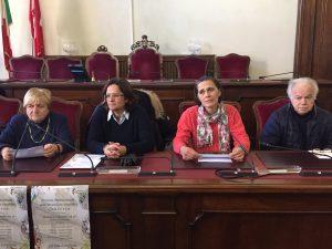 La conferenza stampa del 27 novembre in Comune